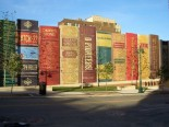 Kansas City Public Library Book Garage